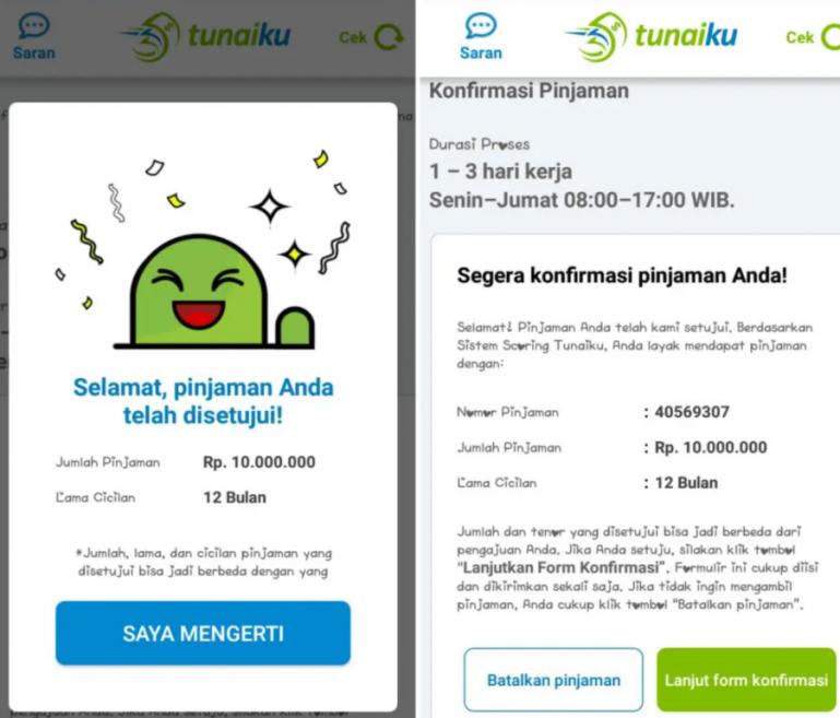 Perbedaan Aplikasi Pinjaman Online Resmi dan Tidak Resmi