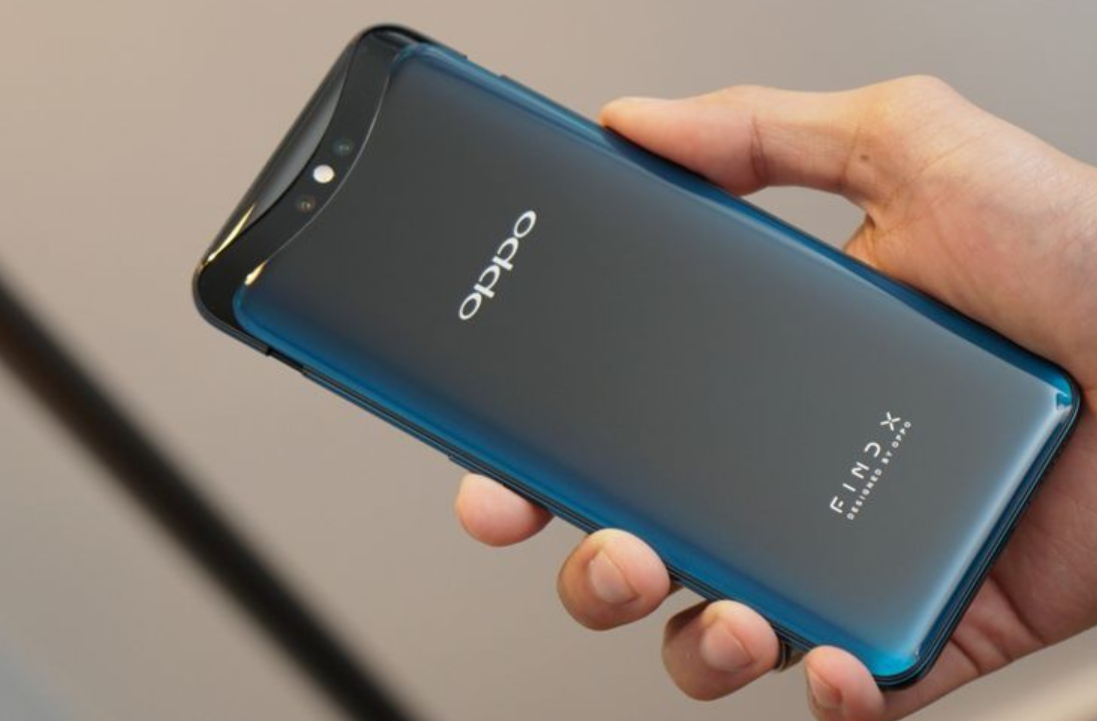 oppo merk hp china terlaris 2020